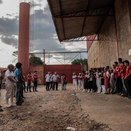 Agenda em Alvorada, Médici e Ji-Paraná (quinta-feira, 20 de setembro)