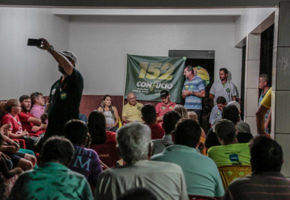 Agenda em Ji-paraná, Rolim de Mora e Novo-Horizonte (sexta-feira, 21 de setembro)