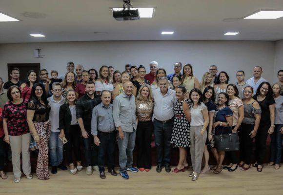 Agenda em Ji-Paraná e Presidente Médici (quarta-feira, 12 de setembro)