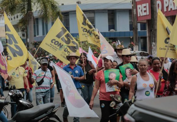 Agenda em Vilhena, Primavera, São Felipe e Pimenta (quinta-feira, 13 de setembro )