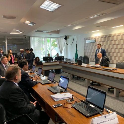 Confúcio Moura defende que Comissão de Educação do Senado Federal cobre mais atuação e resultados do Poder Executivo