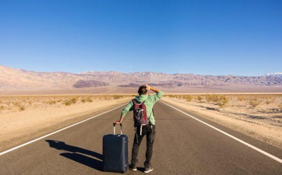 O perdido na viagem
