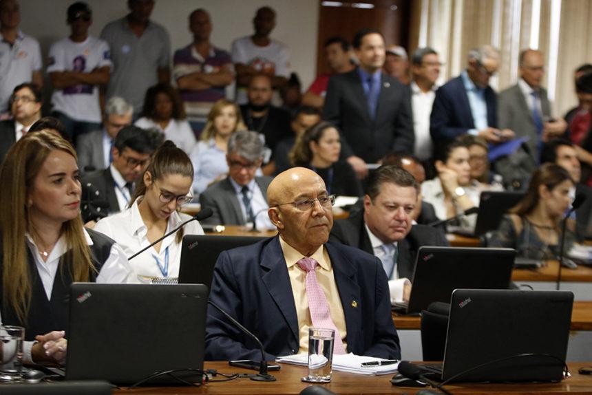 Medida Provisória que modifica as regras de saneamento básico no paísé aprovada no Senado Federal