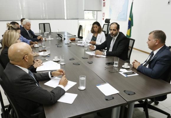 Agenda em Brasília (quinta-feira, 09 de maio de 2019)