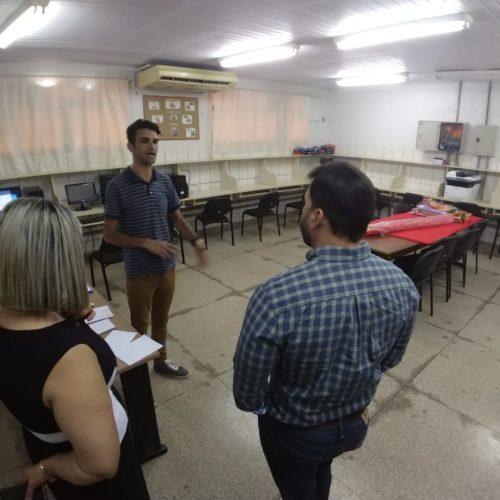 Agenda em Porto Velho (segunda-feira, 22 de abril de 2019)
