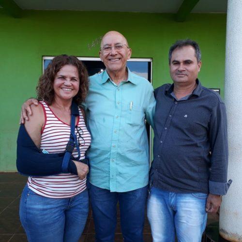 Diagnósticoda rede municipal de educação de Itapuã do Oeste é apresentado a prefeito e técnicos