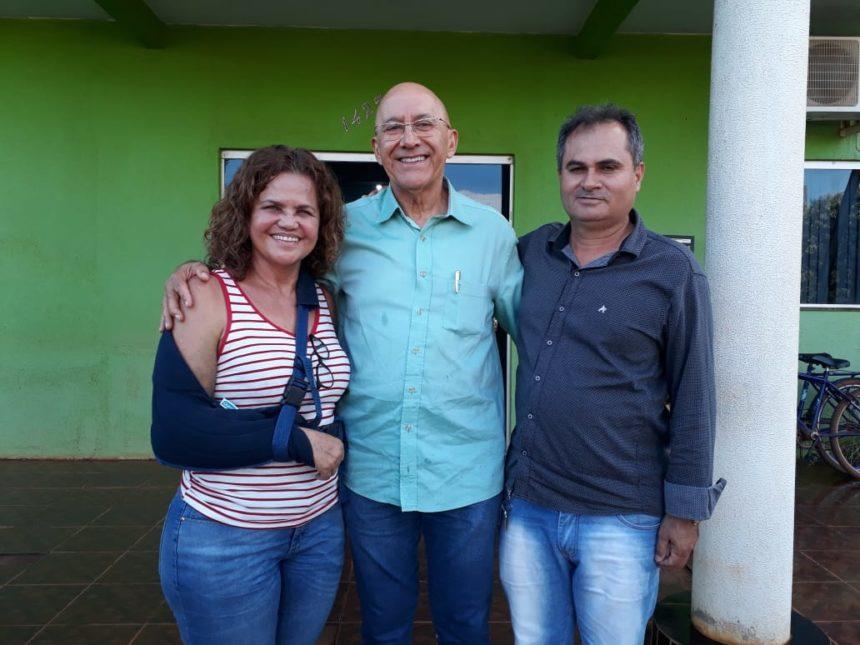 Agenda em Ariquemes e Itapuã do Oeste (quinta-feira, 02 de maio)