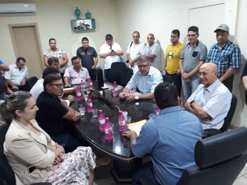 Municípios da Zona da Mata apresentam demandas ao senador Confúcio Moura