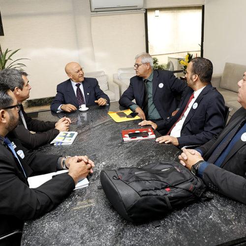 Agenda Brasília (segunda-feira, 03 de junho de 2019)