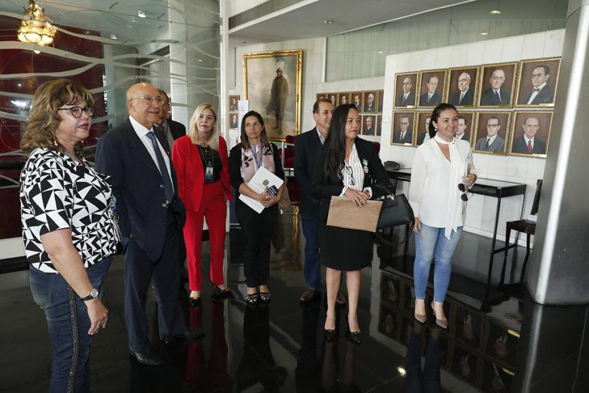 Agenda em Brasília (terça-feira, 04 de junho de 2019)