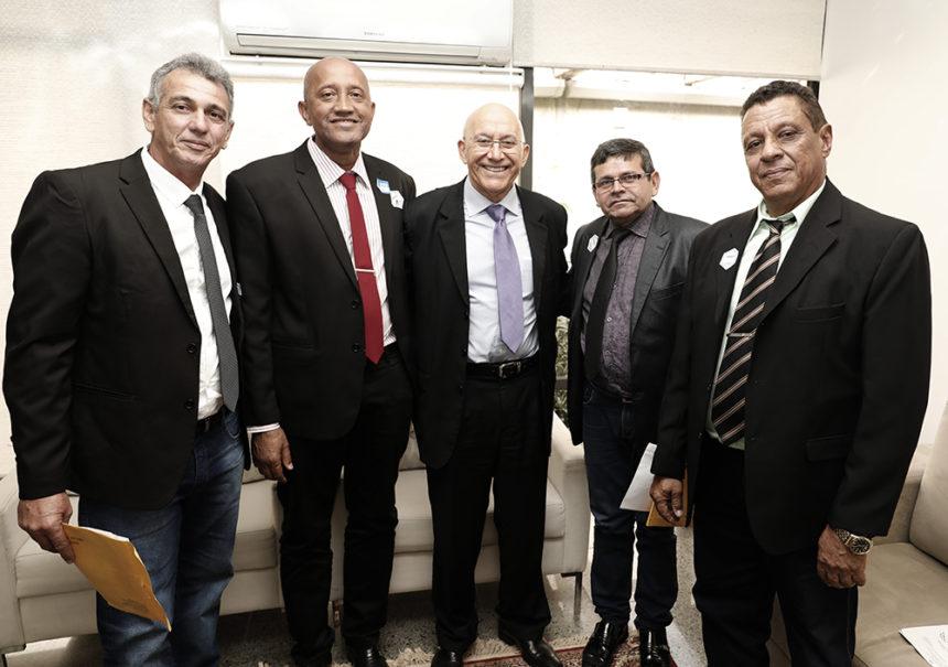Agenda em Brasília (quarta-feira, 12 de junho de 2019)