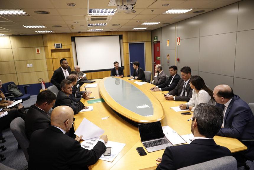 Agenda em Brasília (quinta-feira, 13 de junho de 2019)
