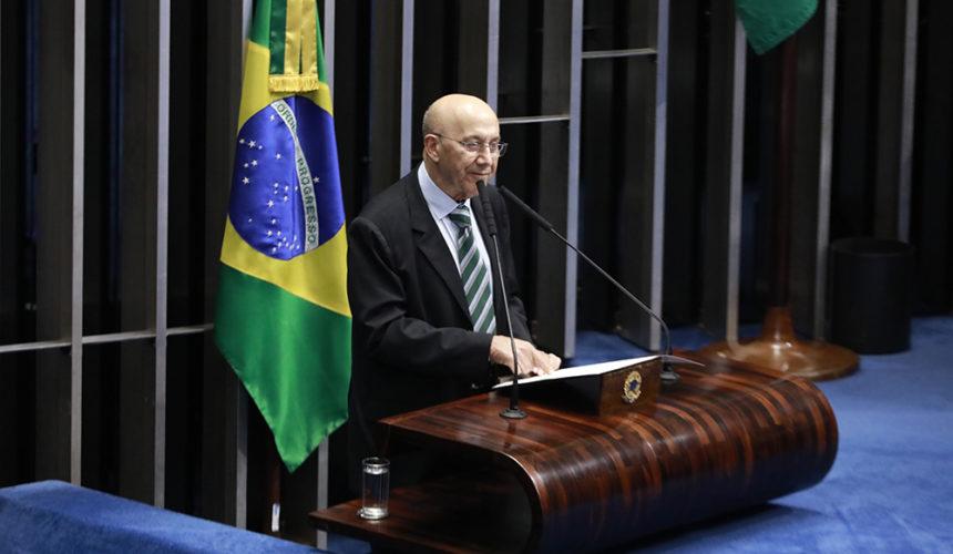 Confúcio Moura defende posicionamento do Senado em relação a educação no Brasil
