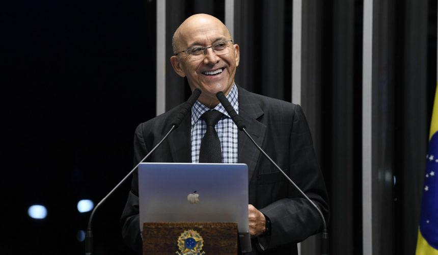 Eu vou fazer um discurso analisando o cenário brasileiro, o cenário de crescimento, o cenário econômico