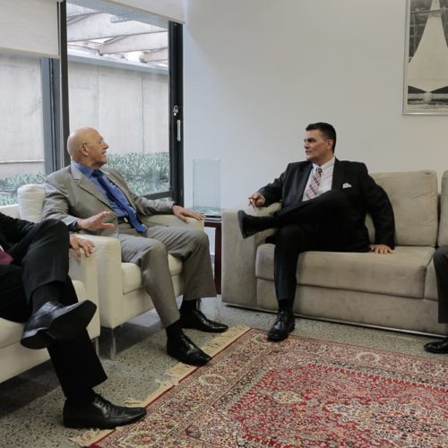 Fiero adere ao Projeto do Pacto pela Aprendizagem idealizado pelo senador Confúcio Moura