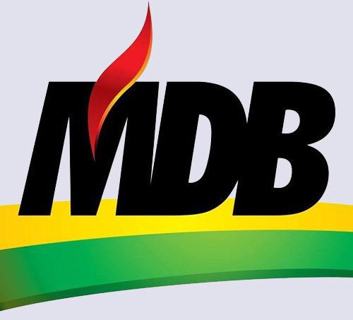Mandabrasa – MDB (domingada)