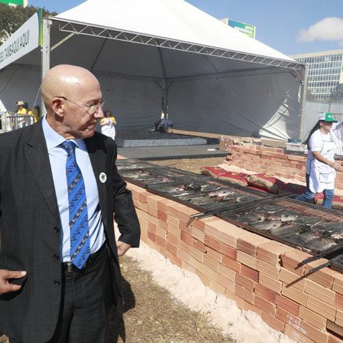 Agenda em Brasília (quarta-feira, 07 de agosto de 2019)