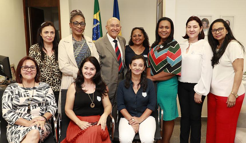Bancada feminina do MDB/Rondônia agradece o apoio do senador Confúcio