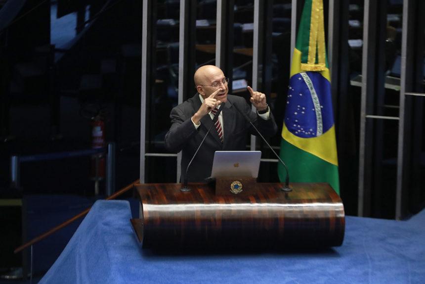 Confúcio Moura sugere que Reforma Tributária inicie pelo Senado Federal