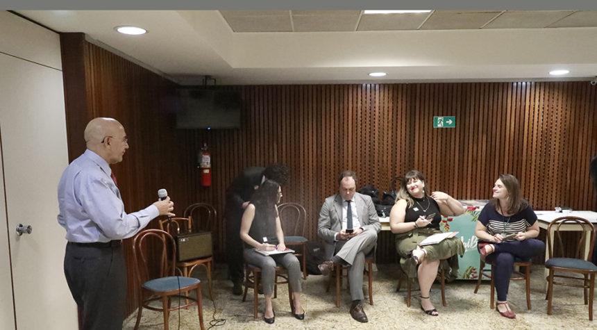 Agenda em Brasília (quarta-feira, 04 de setembro de 2019)
