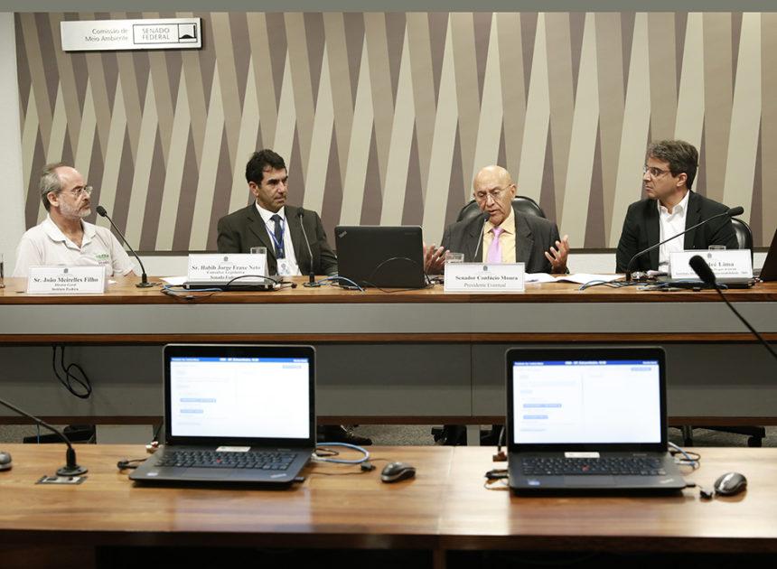 Agenda em Brasília (quinta-feira, 05 de novembro de 2019)