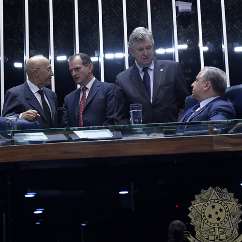 Agenda em Brasília (quinta-feira, 19 de setembro de 2019)