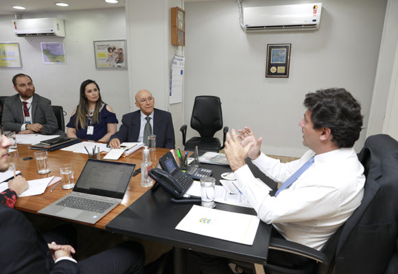 Agenda em Brasília (quinta-feira, 12 de setembro de 2019)