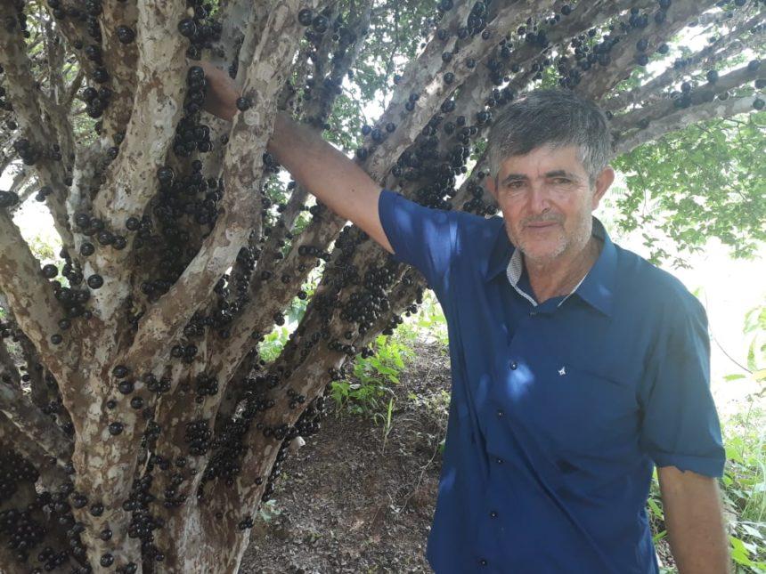 Mensagem do produtor rural Osvaldo Martins de Carvalho, da Estância Jaboticabal