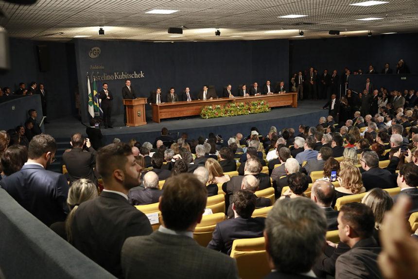 Agenda em Brasília (quarta-feira, 02 de outubro de 2019)