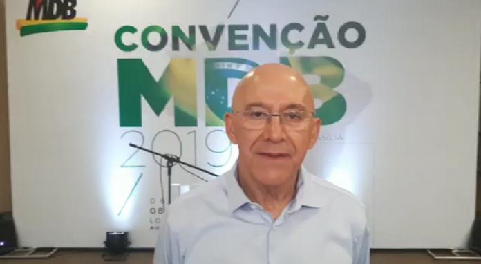 Confúcio Moura é eleito Primeiro vice-presidente nacional do MDB