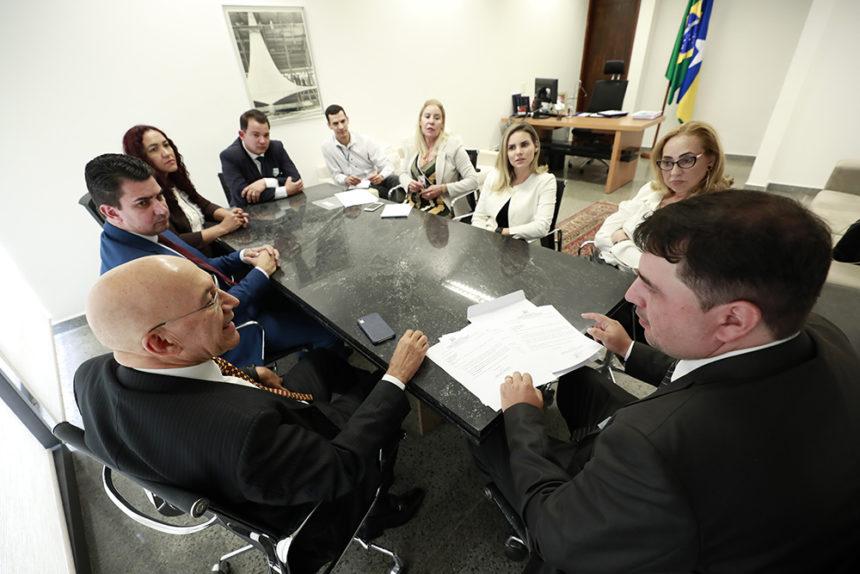Agenda em Brasília (quarta-feira, 06 de novembro de 2019)