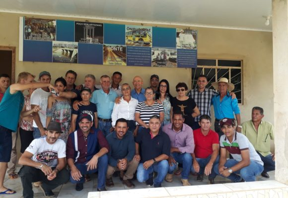 Agenda em Alto Paraíso e Rio Crespo (sexta-feira, 08 de novembro de 2019)