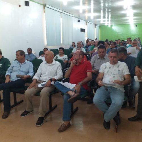 Agenda em Porto Velho (quinta-feira, 07 de novembro de 2019)