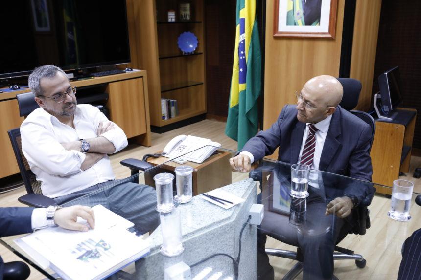 Agenda em Brasília (quinta-feira, 28 de novembro de 2019)