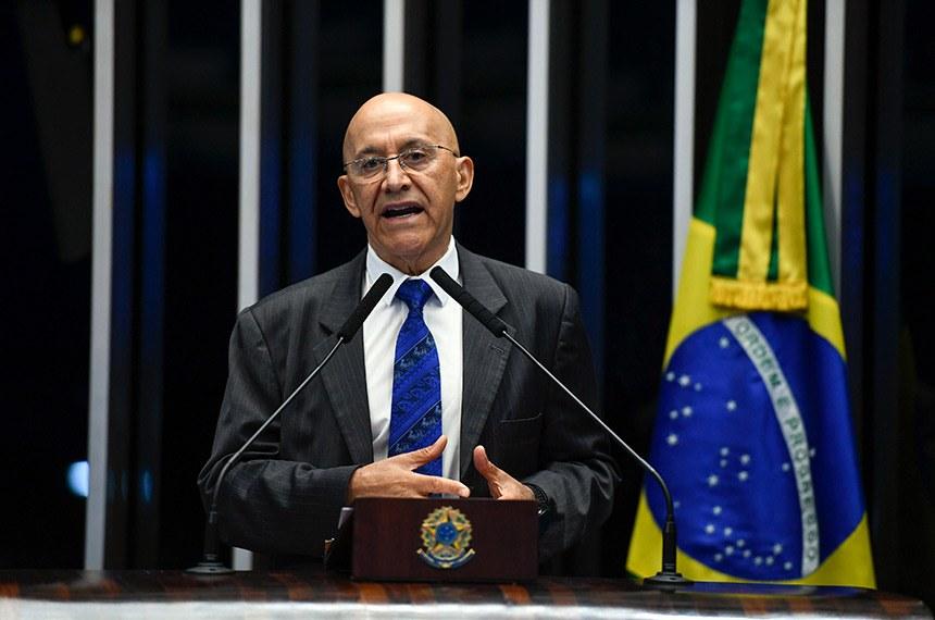 Modelo federativo do país precisa de ajustes, afirma Confúcio Moura
