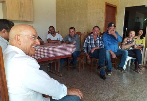 Agenda em Cujubim e Ariquemes (sábado, 09 de novembro de 2019)