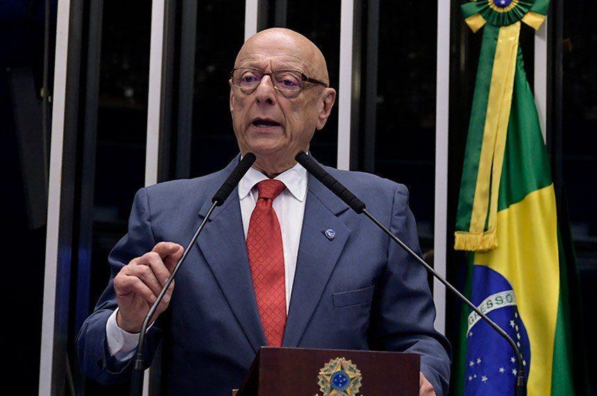 Esperidião Amin defende microcrédito como alternativa aos altos juros bancários