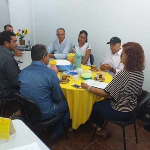 Agenda em Itapuã do Oeste e Porto Velho (terça-feira, 28 de janeiro de 2020)