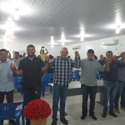 Confúcio Moura destaca ascensão do MDB em Machadinho d´Oeste