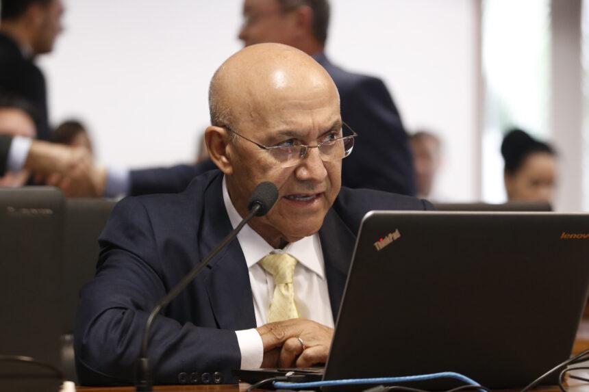 Projeto do senador Confúcio Moura propõe empréstimos e isenção de IOF aos fabricantes de álcool em gel