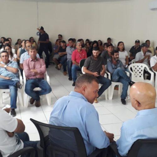 Agenda em Nova Brasilândia, Novo Horizonte, Alto Alegre e Rolim (sexta-feira, 24 de janeiro de 2020)