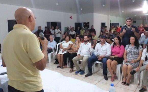 Confúcio Moura, Lúcio Mosquini e Lebrão avançam diálogos com lideranças políticas em Rondônia