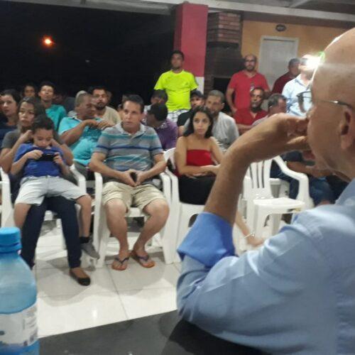 Confúcio Moura defende Armando como pré-candidato a prefeito de Seringueiras