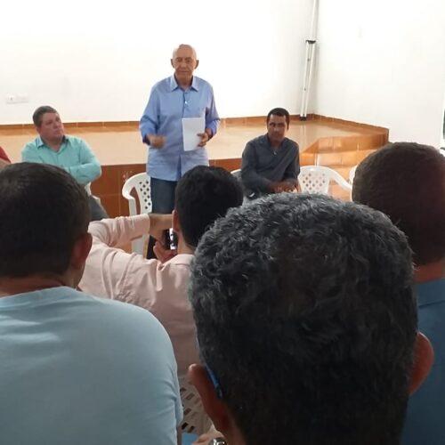 Confúcio Moura intensificará apoio à infraestrutura de Alto Alegre dos Parecis