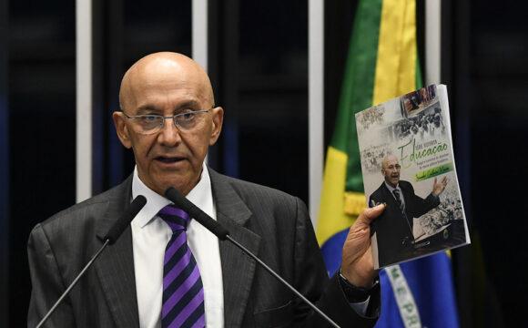 Senador Confúcio Moura afirma que a Educação Básica precisa ser prioridade do governo e defende o Fundeb