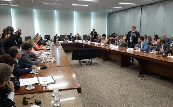 Agenda em Brasília (quarta-feira, 12 de fevereiro de 2020)