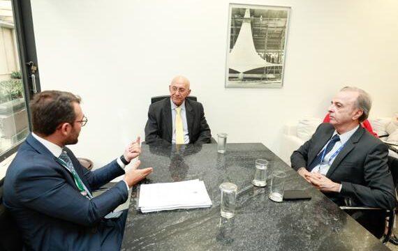 Agenda em Brasília (quarta-feira, 05 de fevereiro de 2020)
