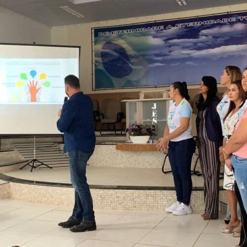 Pacto pela Aprendizagem em Candeias do Jamari