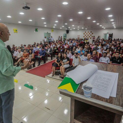 Confúcio Moura abre Seminário de Marketing Político Digital do MDB em Rondônia