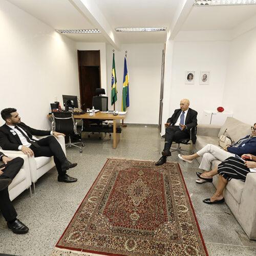 Agenda em Brasília (terça-feira, 03 de março de 2019)
